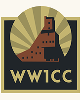 WW1 in the Copper Country logo