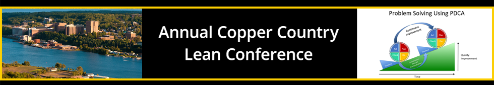 Annual Copper Country Lean Conference