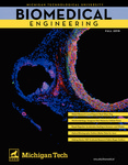 Fall 2018 Biomedical Engineering Newsletter by Department of Biomedical Engineering, Michigan Technological University