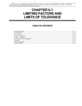 Volume 1, Chapter 6-1: Limiting Factors and Limits of Tolerance