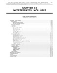 Volume 2, Chapter 4-8: Invertebrates: Molluscs