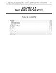 Volume 5, Chapter 3-1: Fine Arts: Decorative
