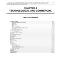 Volume 5, Chapter 6: Technological and Commercial