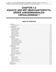 Volume 4, Chapter 1-2: Aquatic and Wetland: Marchantiophyta, Order Jungermanniales - Cephaloziineae 1
