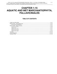 Volume 4, Chapter 1-15: Aquatic and Wet Marchantiophyta, Pallaviciniales