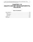 Volume 4, Chapter 1-16: Aquatic and Wet Marchantiophyta, Pelliales