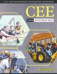 2009 Civil and Environmental Engineering Department News by Department of Civil and Environmental Engineering, Michigan Technological University