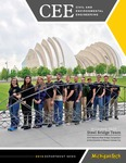 2015 Civil and Environmental Engineering Department News by Department of Civil and Environmental Engineering, Michigan Technological University