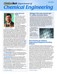 Fall 2004 ChE Newsletter by Department of Chemical Engineering, Michigan Technological University
