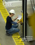 2008-2009 ChE Newsletter by Department of Chemical Engineering, Michigan Technological University
