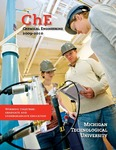 2009-2010 ChE Newsletter by Department of Chemical Engineering, Michigan Technological University
