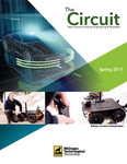 The Circuit, Spring 2017 by Department of Electrical and Computer Engineering, Michigan Technological University