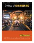 Undergraduate Education 2013