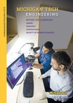 Undergraduate Education 2014 by College of Engineering, Michigan Technological University