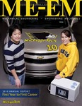 ME-EM 2010 Annual Report by Department of Mechanical Engineering-Engineering Mechanics, Michigan Technological University