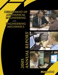 ME-EM 2005 Annual Report by Department of Mechanical Engineering-Engineering Mechanics, Michigan Technological University