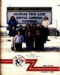 Michigan Tech Lode Winter Carnival Pictorial by Michigan Technological University