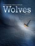 Ecological Studies of Wolves on Isle Royale, 2013-2014