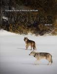 Ecological Studies of Wolves on Isle Royale, 2010-2011