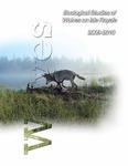 Ecological Studies of Wolves on Isle Royale, 2009-2010