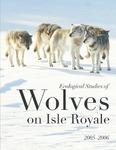 Ecological Studies of Wolves on Isle Royale, 2005-2006