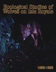 Ecological Studies of Wolves on Isle Royale, 1998-1999