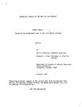 Ecological Studies of the Wolf on Isle Royale, 1974-1975