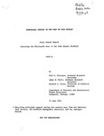 Ecological Studies of the wolf on Isle Royale, 1970-1971